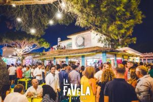 La Favela Beach Club